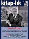 Kitap-lık Sayı: 138 Mayıs 2010 / Henri Michaux