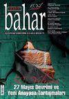 Berfin Bahar Aylık Kültür Sanat ve Edebiyat Dergisi Mayıs 2010 Sayı:147