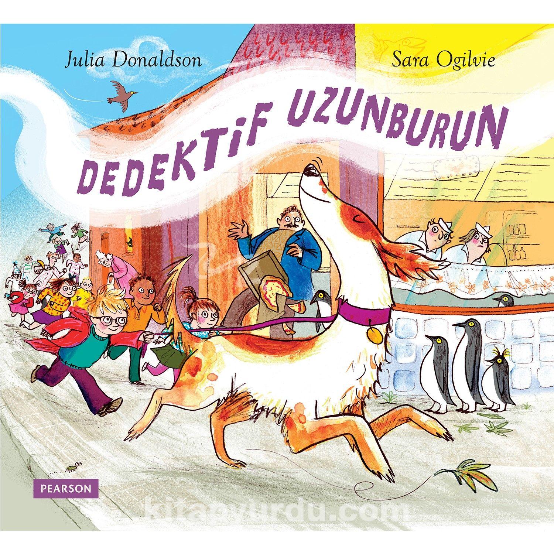 Dedektif Uzunburun - Julia Donaldson pdf epub
