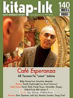 Kitap-lık Sayı:140/Cafe Esperanza