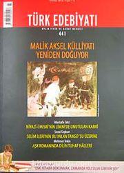 Sayı:441 Temmuz 2010Türk Edebiyatı / Aylık Fikir ve Sanat Dergisi