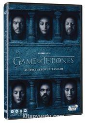 Game Of Thrones Season 6 (5 Dvd)