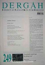 Dergah Edebiyat Sanat Kültür Dergisi Sayı:249 Kasım 2010