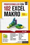 Profesyoneller için 102 Örnekle Excel Makro (Meslek Sırları 2)