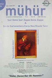Mühür İki Aylık Şiir ve Edebiyat Dergisi Yıl:6 Sayı:33 Ocak-Şubat 2011