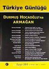 Türkiye Günlüğü Üç Aylık Fikir ve Kültür Dergisi Sayı:104 Karagüz 2010