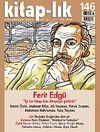 Kitap-lık Sayı:146 Ferit Edgü