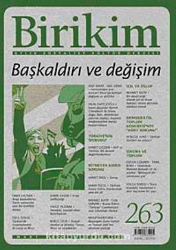 Birikim / Sayı:263  Yıl: 2011 / Aylık Sosyalist Kültür Dergisi