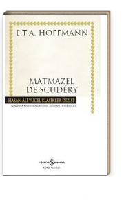 Matmazel De Scudery (Karton Kapak)