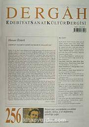 Dergah Edebiyat Sanat Kültür Dergisi Sayı:256 Haziran 2011