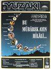Yüzakı Aylık Edebiyat, Kültür, Sanat, Tarih ve Toplum Dergisi/Sayı:78 Ağustos 2011