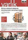 Varlık Aylık Edebiyat ve Kültür Dergisi Eylül 2011