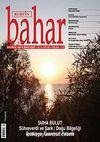 Berfin Bahar Aylık Kültür Sanat ve Edebiyat Dergisi Eylül 2011 Sayı:163