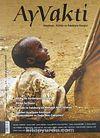 Ayvakti / Sayı:132 Eylül 2011 Aylık Kültür ve Edebiyat Dergisi