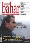 Berfin Bahar Aylık Kültür Sanat ve Edebiyat Dergisi Kasım 2011 Sayı:165