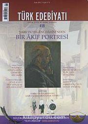 Türk Edebiyatı / Aylık Fikir ve Sanat Dergisi Sayı:459 Ocak 2012