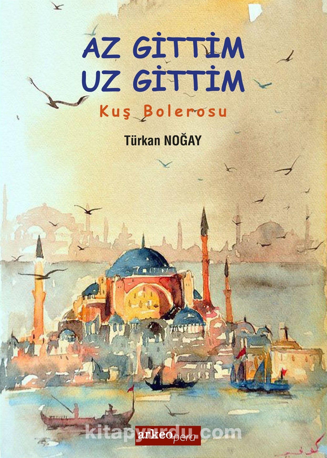 Az Gittim Uz Gittim - Türkan Noğay pdf epub