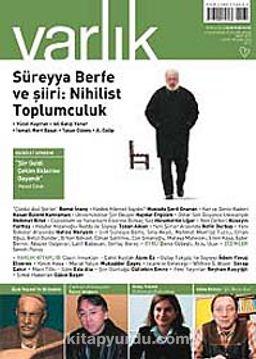 Varlık Aylık Edebiyat ve Kültür Dergisi Mart 2012