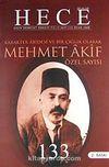 Sayı:133 Ocak 2008 Hece Aylık Edebiyat Dergisi Mehmet Akif Özel Sayısı (Ciltsiz)