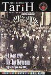 Türk Dünyası Araştırmaları Vakfı Tarih Dergisi Mart 2012 / Sayı:303