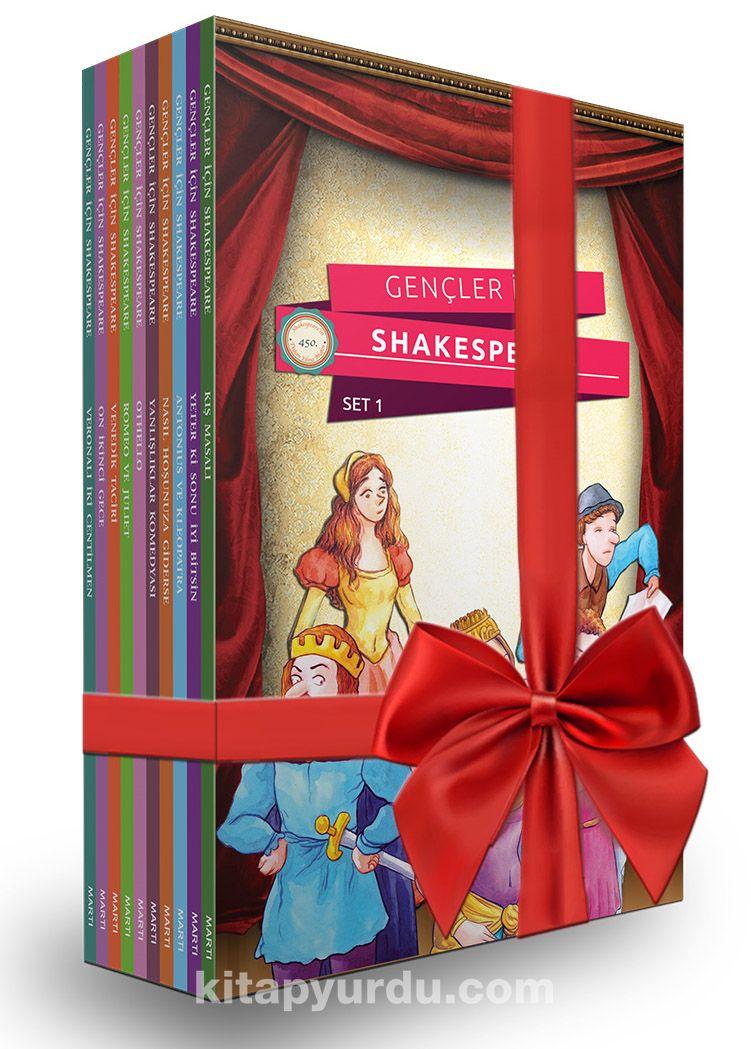 Gençler İçin Shakespeare (Set 1)