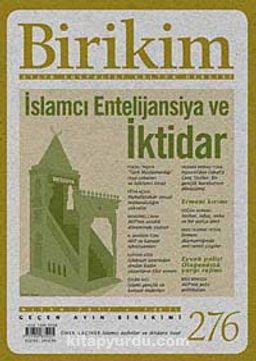 Birikim / Sayı:276 Yıl: 2012 / Aylık Sosyalist Kültür Dergisi