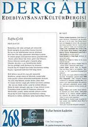 Dergah Edebiyat Sanat Kültür Dergisi Sayı:268 Haziran 2012