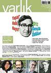 Varlık Aylık Edebiyat ve Kültür Dergisi Temmuz 2012