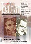 Berfin Bahar Aylık Kültür Sanat ve Edebiyat Dergisi Ağustos 2012 Sayı:174