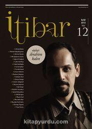 Sayı :12 Eylül 2012 İtibar Edebiyat ve Fikriyat Dergisi