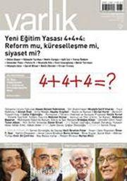 Varlık Aylık Edebiyat ve Kültür Dergisi Ekim 2012