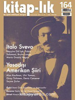 Kitap-lık Sayı:164 Kasım - Aralık 2012  Yasadışı Amerikan Şiiri