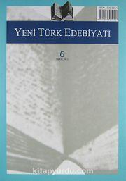 Yeni Türk Edebiyatı Hakemli Altı Aylık İnceleme Dergisi Sayı:6 Ekim 2012