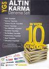 YGS Altın Karma Deneme Seti (10 Deneme)