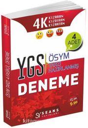 YGS 4 Deneme (ÖSYM Tarzı Hazırlanmış)