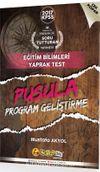 2017 KPSS Eğitim Bilimleri Pusula Program Geliştirme Çek Kopar Yaprak Test