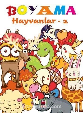 Hayvanlar 2 / Boyama - Kollektif pdf epub