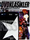 DVD Klasikler/Las Vegas Konseri - KISS/1 Fasikül+1 DVD
