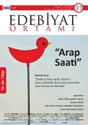 Edebiyat Ortamı Dergi Mart-Nisan Sayı:31 2013