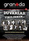 Granada İki Aylık Edebiyat Dergisi Sayı:1 Nisan-Mayıs 2013
