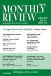 Monthly Review Bağımsız Sosyalist Dergi Sayı:32 Şubat 2013