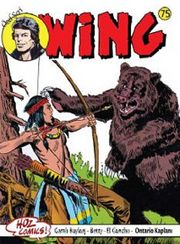 Özel Seri Swing Sayı: 75 Gamlı Baykuş / Betty / El Gancho / Ontario Kaplanı