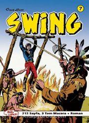 Özel Seri Swing Sayı: 7 Portoriko Macerası / Canavar Albay / Kaybolan Gemi
