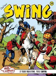 Özel Seri Swing Sayı: 34 Uçan Ay / Swing'in Hayaleti / Şirin Bir Şapka