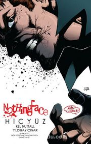 NothingFace - Hiç Yüz Kapak 2 Sayı: 1