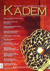 Kadem Üç Aylık Musiki ve Edebiyat Dergisi Sayı:05 Sonbahar 2011