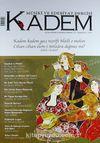 Kadem Üç Aylık Musiki ve Edebiyat Dergisi Sayı:01 Ekim 2010