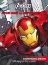 Marvel Iron Man ile Süper Boyama