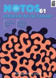 Notos Öykü İki Aylık Edebiyat Dergisi Aralık-Ocak Sayı :61