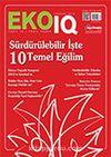 Eko Iq Yeşil Bir İş ve Yaşam Sayı: 30  Haziran 2013